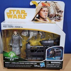 Star wars Rebolt Corelian Hound